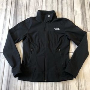 The North Face soft shell jacket. EUC like new
